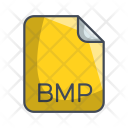 Bmp Image File Icon