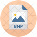 Bmp Bmp File File Format Icon