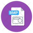 Bmp File Bmp Folder Bmp Document Icon