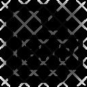 Bmp Bitmap File Icon