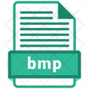 Bmp File Formats Icon