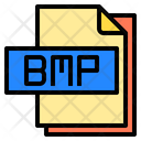 Bmp File File Type Icon