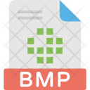 Bmp File Format Icon
