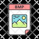 Bmp File Bmp Bitmap Icon
