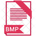 Bmp Format Document Icon