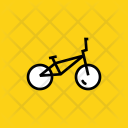 Bmx Cycling Cycle Icon