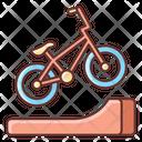 Bmx Bike Icon