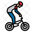 Bmx Cycle Icon