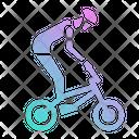Bmx Bike Bicycle Icon