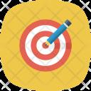 Board Bullseye Dart Icon