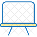 Board Flipchart Chart Icon