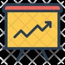 Board Graph Presentation Icon