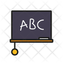 Board Black Board Education Board Icon