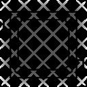 Board Carrom Game Icon