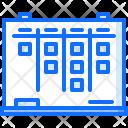Board Task Process Icon