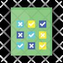Board Cross Game Icon