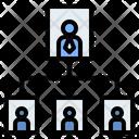 Board Organization Committee Icon