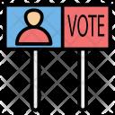 Board Democracy Election Icon