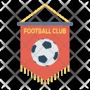 Board Hanging Football Icon