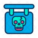 Horror Skull Scary Icon