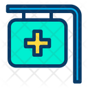 Board Healthcare Hospital Icon