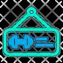 Board Gym Label Icon