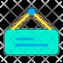 Hanger Hanger Board Shop Icon