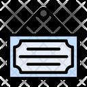 Board Banner Viking Icon