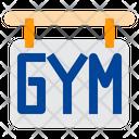 Board Gym Banner Icon