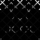 Board Five Stars Frame Icon