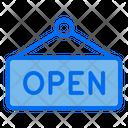Board Store Open Icon