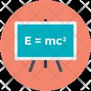 Board Formula Equivalence Icon