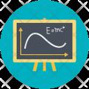 Board Equivalence Scientific Icon