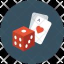 Board Games Card Icon