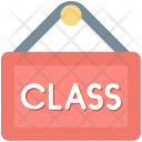 Board Class Hanging Icon
