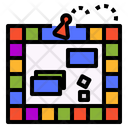 Board Game Tabletop Icon