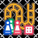 Interactive Kids Board Icon