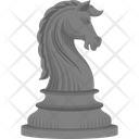 Board Game Chess Horse Chess Knight Icon