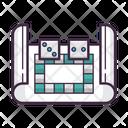 Board Game Board Dice Icon