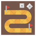 Board Game Table Games Entertainment Icon