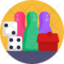Board Games Dice Game Icon