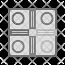 Board Game Ludo Icon
