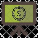 Board Money Icon