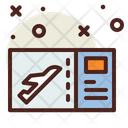 Boarding Pass Pass Ticket Icon