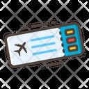 Pass Travel Air Icon