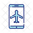 Boarding Pass Online Online Flight Booking Online Booking Icon