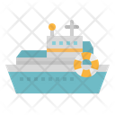 Boat Ship Leisure Icon