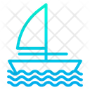 Sea Holiday Vacation Icon