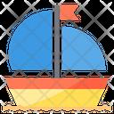 Boat Trip Boat Ship Icon
