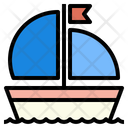Boat Trip Boat Ship Icon